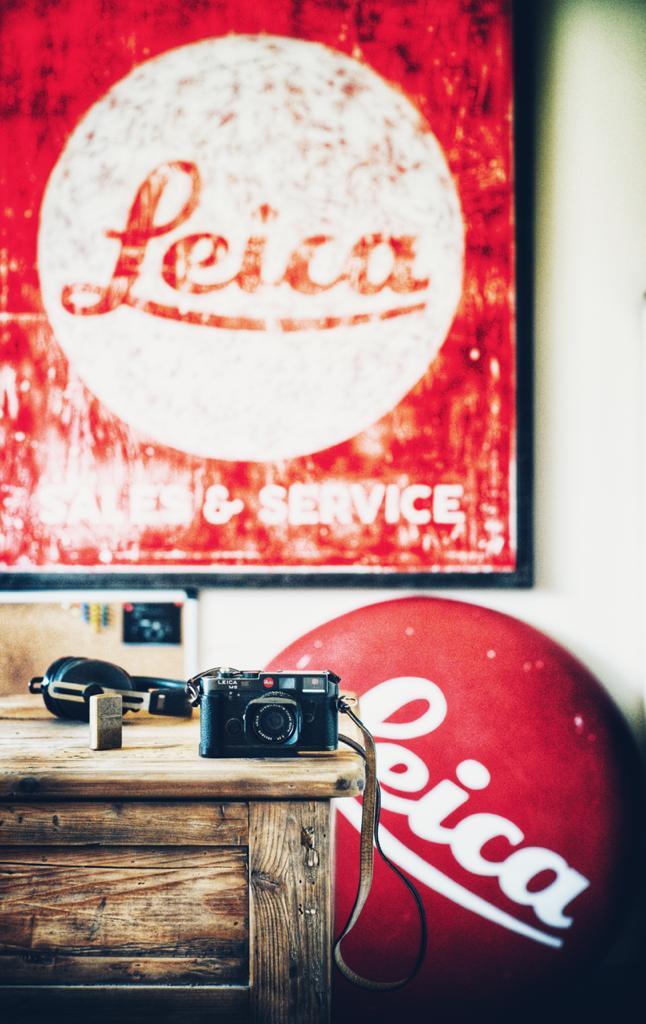 Leica-amit